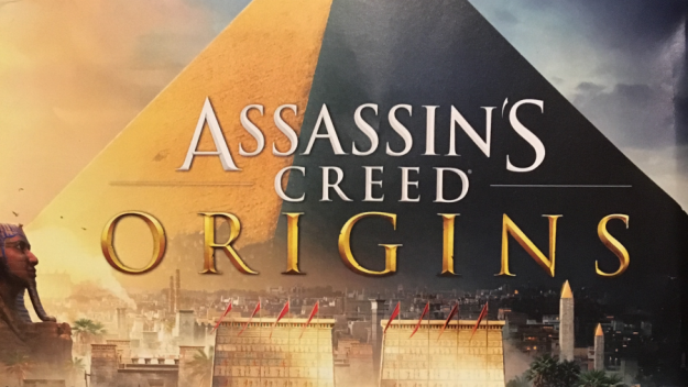 Why is Assassin's Creed Origins the most talked about Game of E3 2017