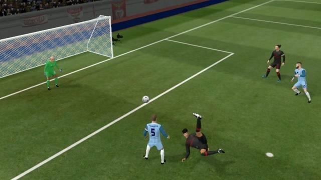 Dream League Soccer 2018 skills