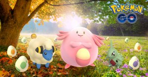 Pokemon GO Equinox Event Begins