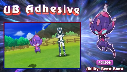 Another New Ultra Beast Leaked