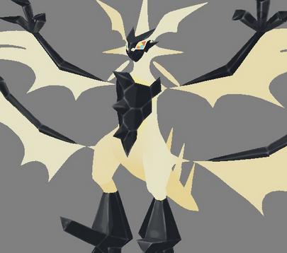 Ultra Necrozma Discovered In Pokemon USUM Coding