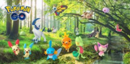 3rd Generation Coming To Pokemon GO!