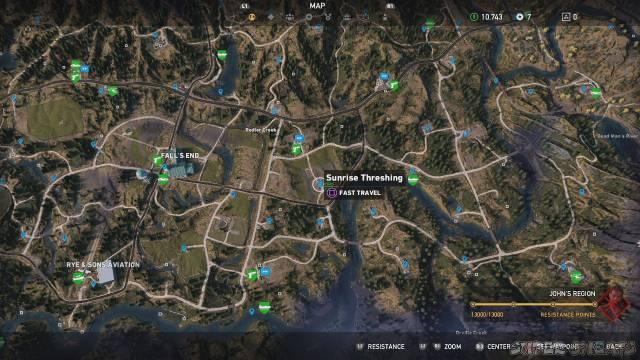 Man Cave Far Cry 5 Walkthrough : Man cave far cry