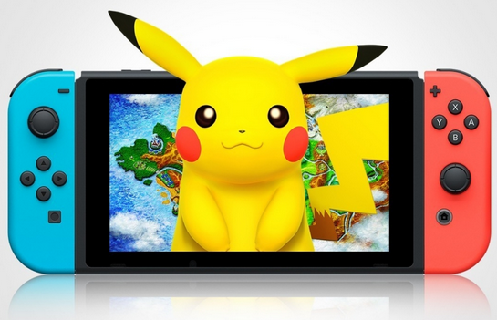 Core Pokemon Switch Title Reported To Bring 8th Generation