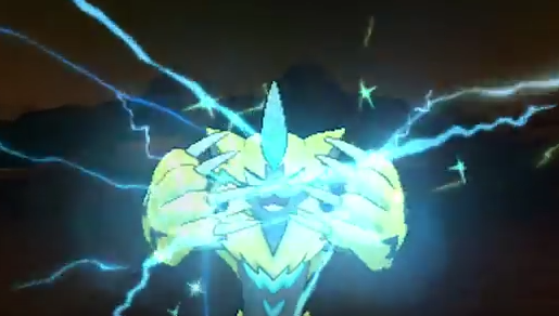 Pokemon Company Reveals Zeraora's Exclusive Move Plasma Fists