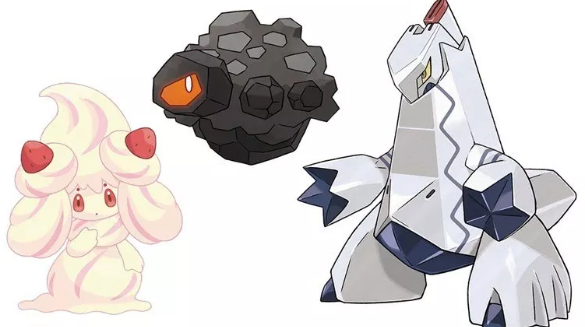 Alcremie, Rolycoly & Duraludon Revealed For Pokemon Sword & Shield