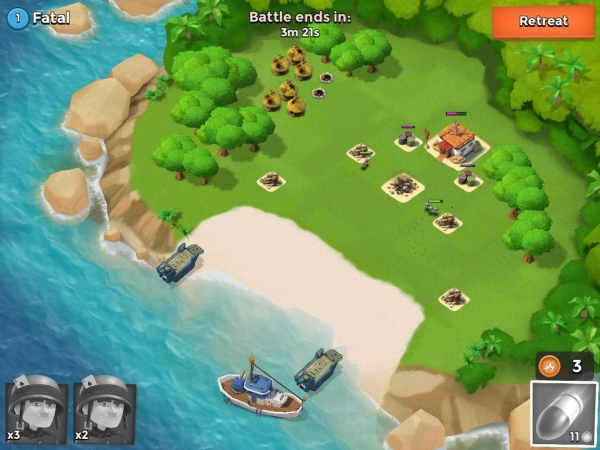 boom beach troop loadout