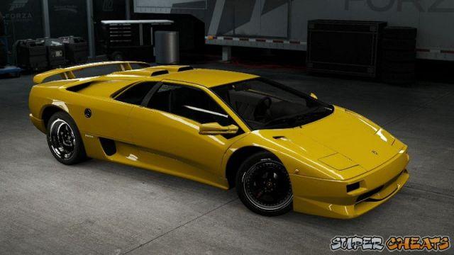 1997 Lamborghini Diablo SV
