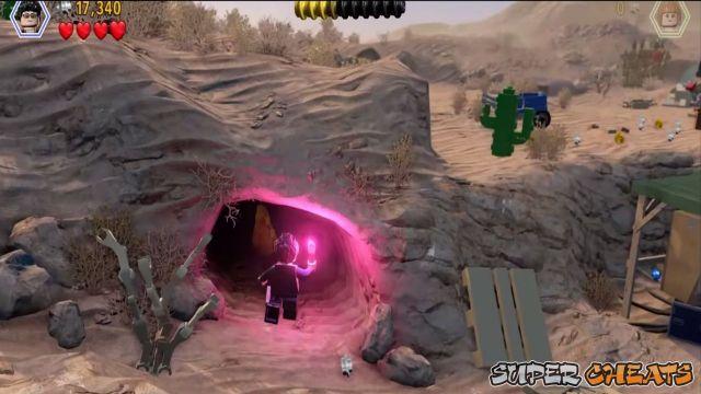 Chapter 01 - Prologue - Lego Jurassic World