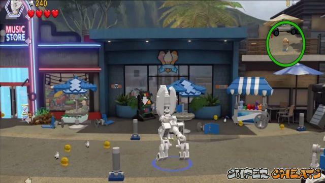 Minikits - Under Attack - Lego Jurassic World