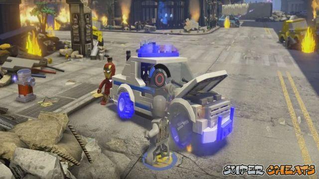 Chapter 06 Minikits - LEGO Marvel Avengers