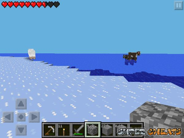 The mobs of the pocket edition minecraft pocket edition ccuart Image collections