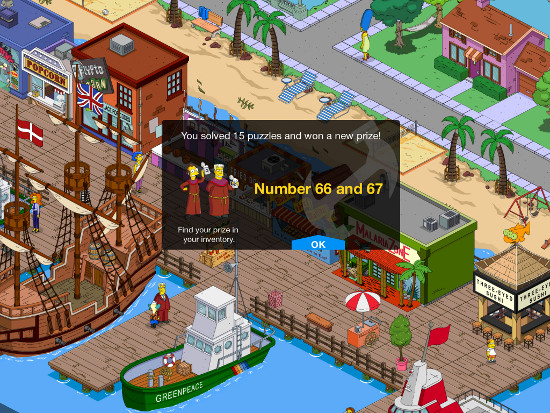 i missed that event item character the simpsons tapped out rh supercheats com Simpsons Springfield Layout Simpsons Springfield Layout