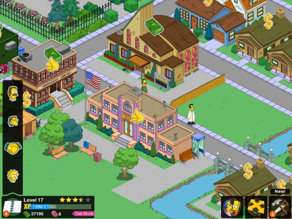Design The Simpsons House Game House Design Ideas