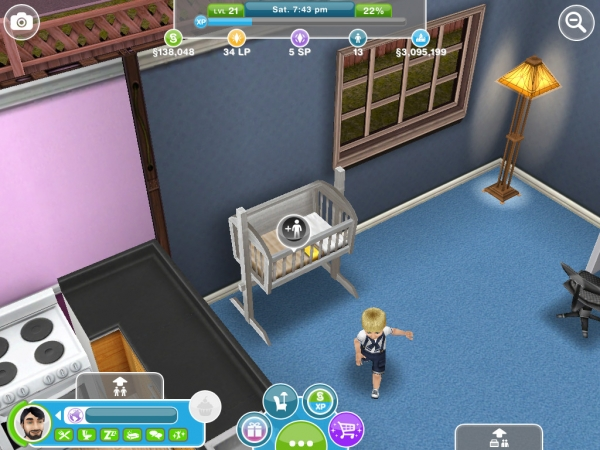 Children turned out to be one of the most loved additions to the game. Sim Stats 4 1 1   The Sims FreePlay