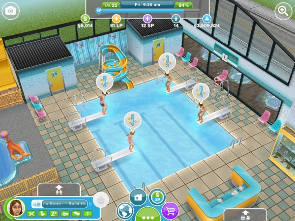 sims freeplay how to build a dating relationship
