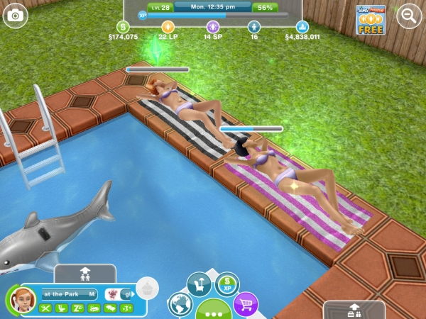 New Hairstyle Quest Sims Freeplay : The teen expansions sims freeplay