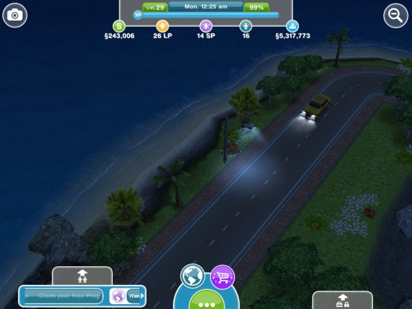 mystery island event the sims freeplay