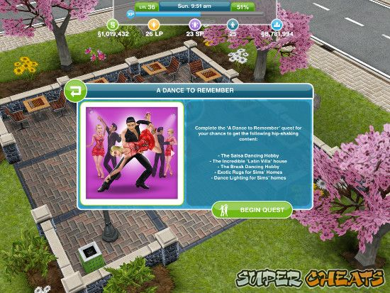 Re: Marrying in Sims Freeplay (SFP)