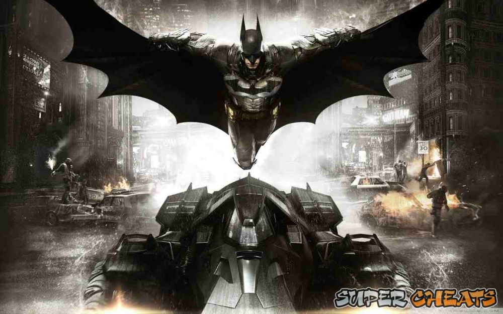 Batman: Arkham Knight Guide