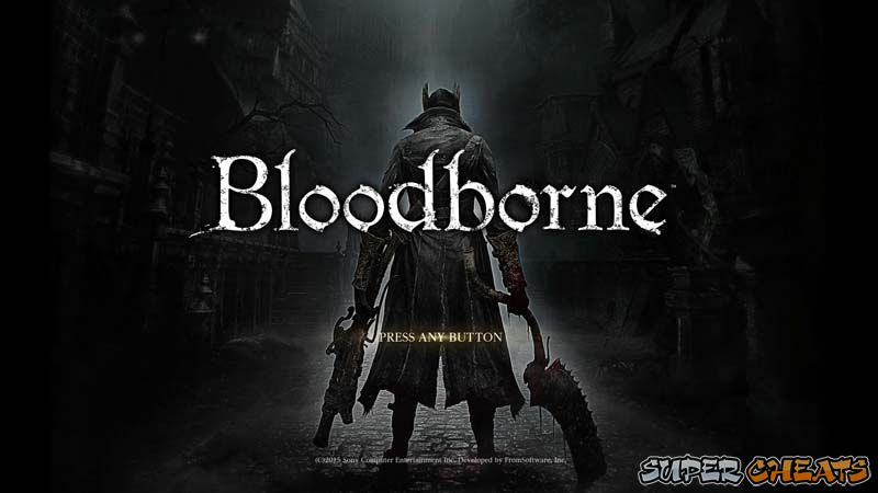 Bloodborne Guide