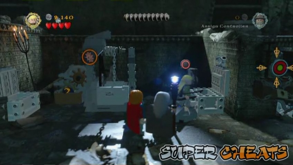 Chapter 5: The Mines of Moria - LEGO The Lord of the Rings