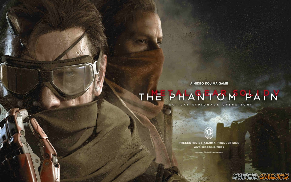 Metal Gear Solid V: The Phantom Pain Guide