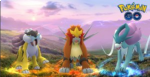 Legendary Beasts Now Live In Pokemon GO