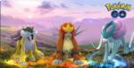 Legendary Beasts Now Live In Pokemon GO