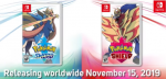 Pokemon Sword & Shield Release Date